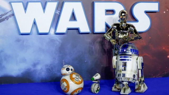"Estreno de la película Star Wars: The Rise of Skywalker (""El ascenso de Skywalker"")."