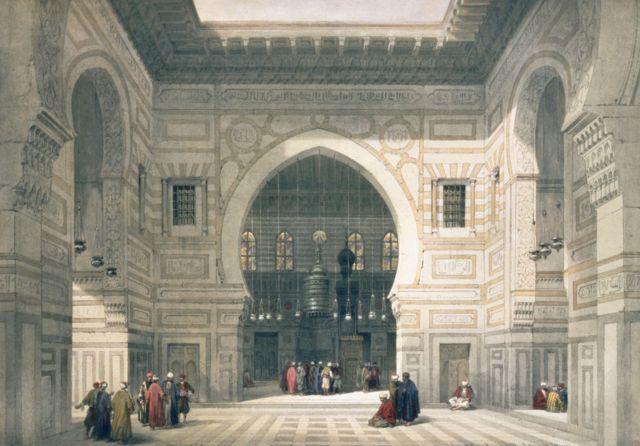 مسجد السلطان حسن