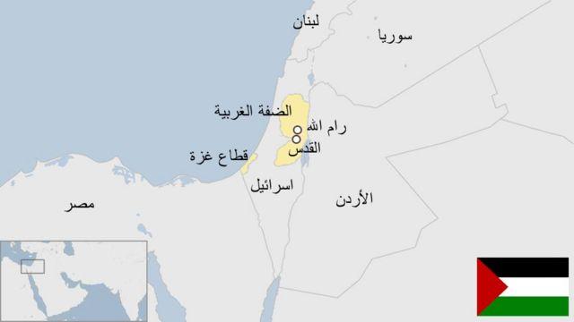 الأراضي الفلسطينية