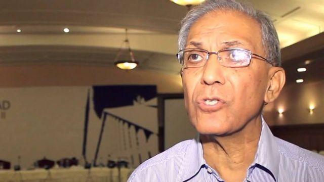 ভারতের সাবেক পররাষ্ট্র সচিব সালমান হায়দার