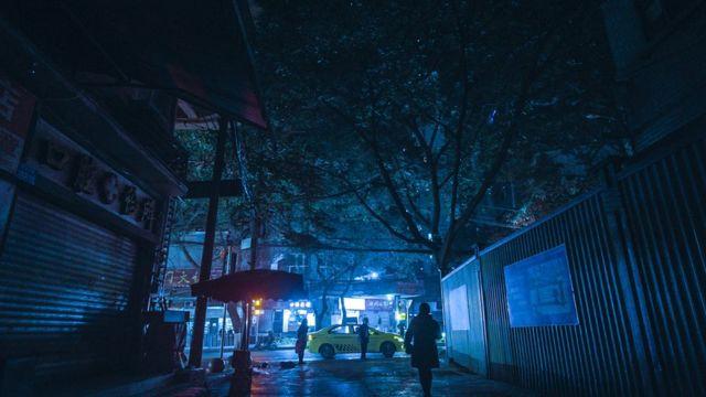 Chongqing alley