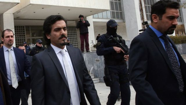 العسكريون الأتراك قالوا إنهم يخشون على انفسهم من القتل إذا سلمتهم اليونان لبلادهم