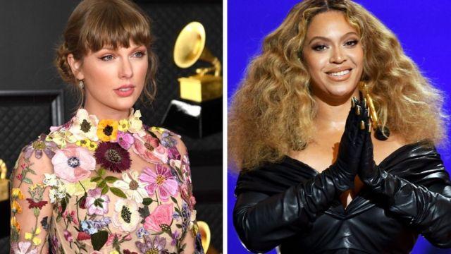 Taylor Swift y Beyoncé