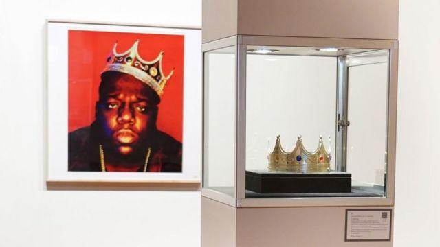 Ikamba rya Notorious B.I.G aho ryarimo rigurishirizwa