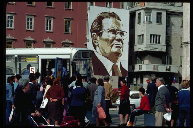 Спліт, 1985 рік