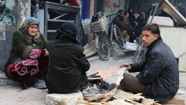 سكان حلب
