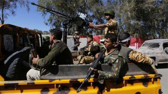 یمن فوج