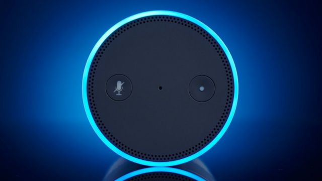 Smart speaker recordings reviewed by humans