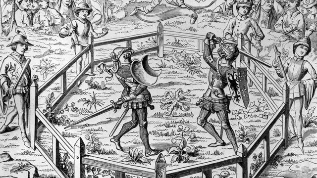 Ilustracija duela