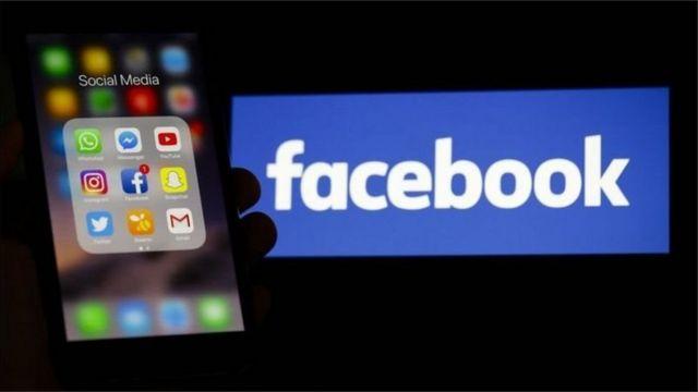 بعض تطبيقات التواصل الاجتماعي