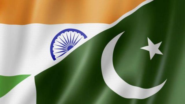Pakistan India waters