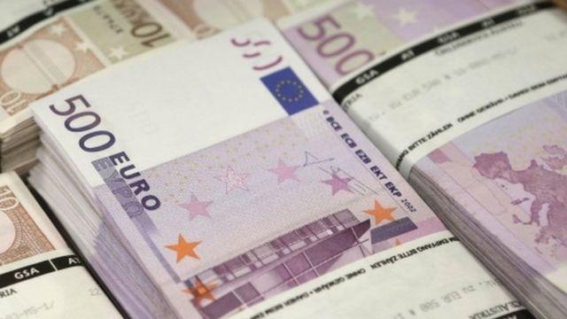 Billetes de €500