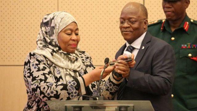 Qui est le nouveau président de la Tanzanie après Magufuli? Trois choses importantes que vous devez savoir