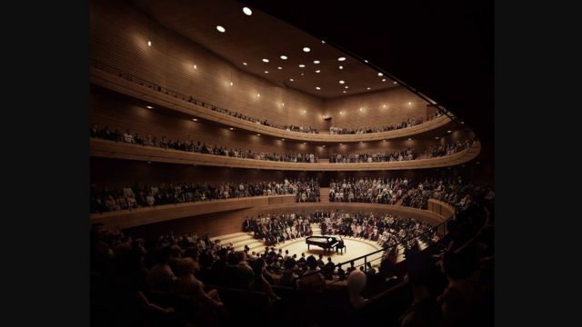 New Edinburgh concert hall backed by planners