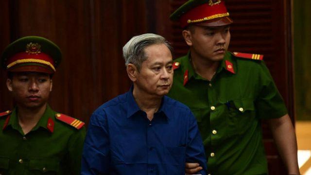 Ông Nguyễn Hữu Tín ra tòa ngày 27/12/2019