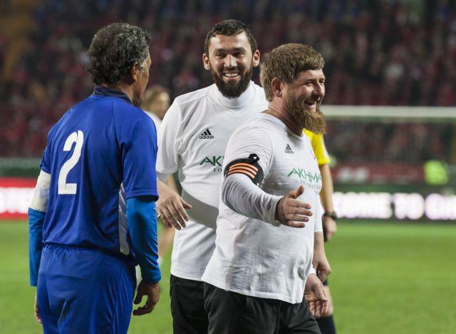 Кадыров, Даудов, Чечня
