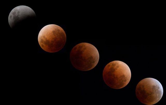 صور للقمر