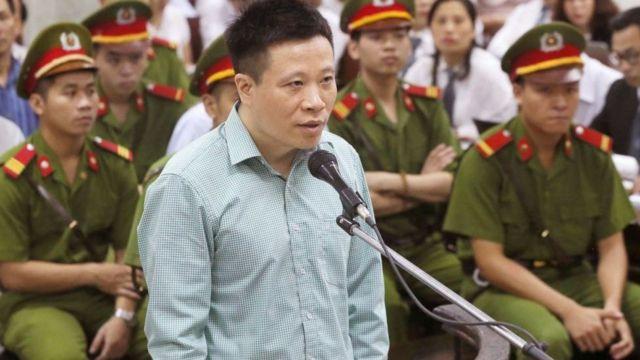 Ông Hà Văn Thắm nguyên chủ tịch HĐQT, bị đề nghị án chung thân