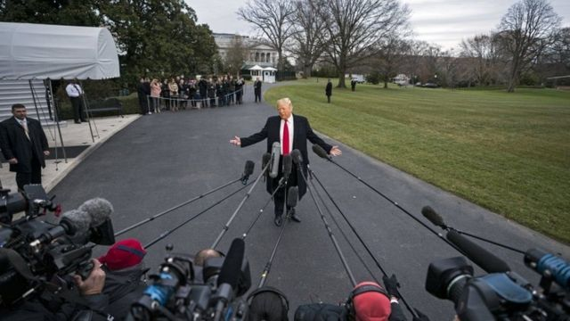 Madaxwayne Donald Trump