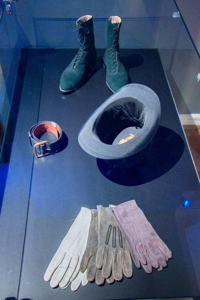 експонати у музеју