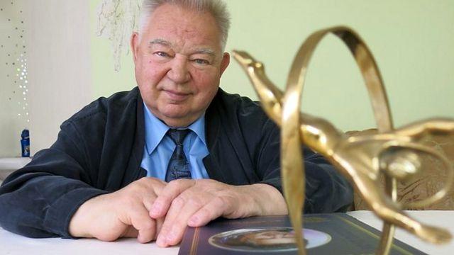 Cosmonauta Georgei Grechko