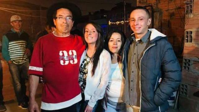 Familia Martínez Henao