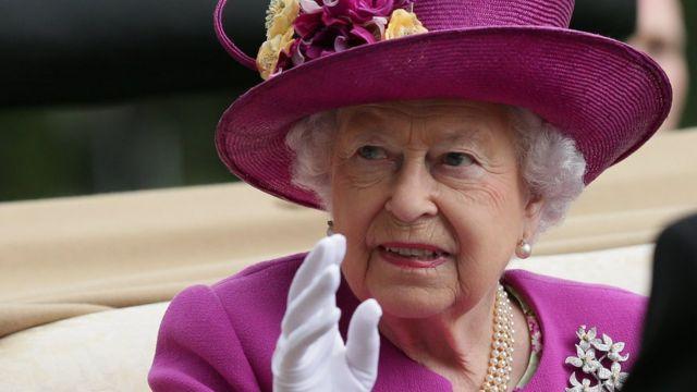 Rainha Elizabeth 2ª