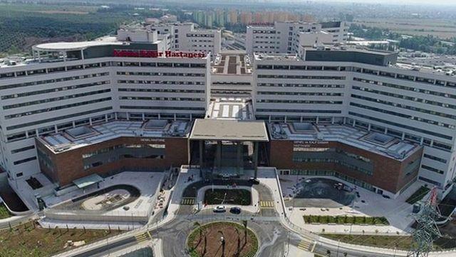 Adana Şehir ve Araştırma Hastanesi
