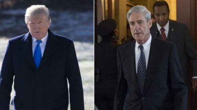 Trump y Mueller