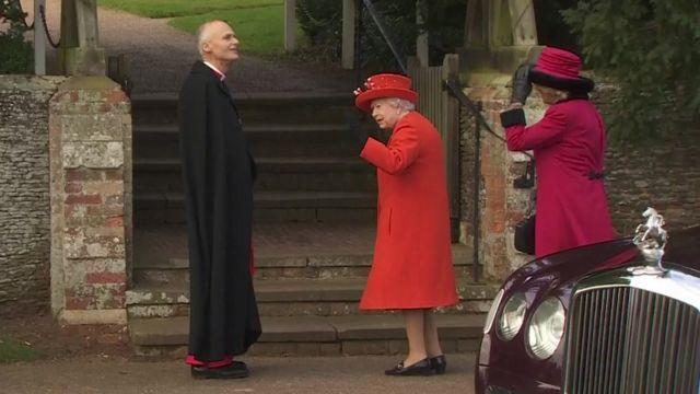 Королева и герцогиня Корнуолльская