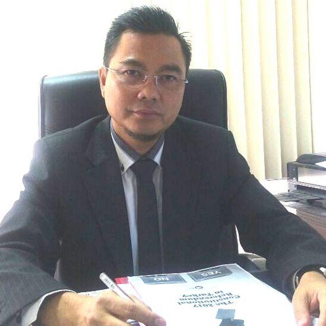 Fahmi Aris, KBRI Ankara