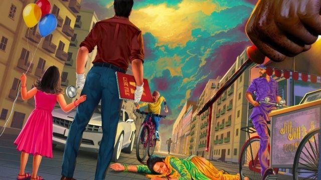 வி1 மர்டர் கேஸ் - சினிமா விமர்சனம்
