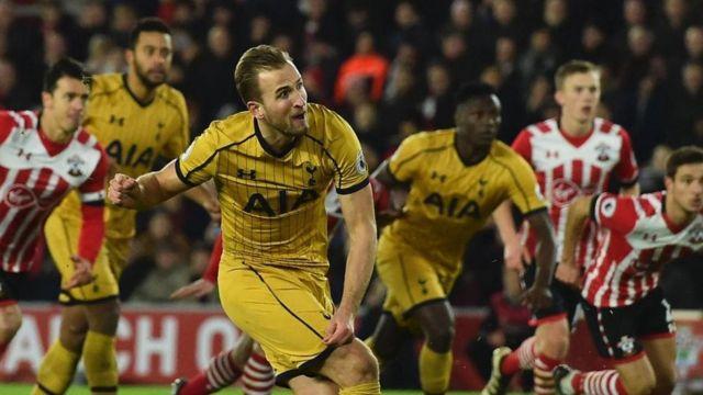 Tottenham renverse Southampton