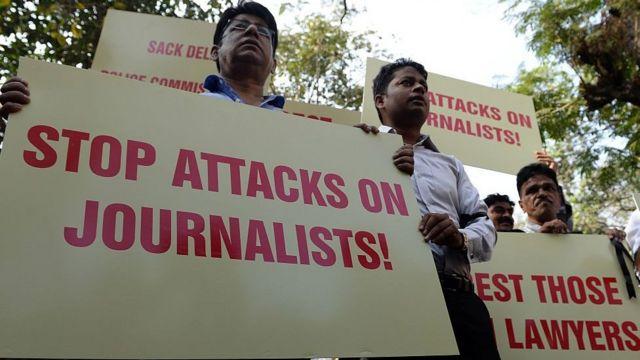 انڈین صحافی