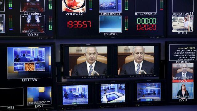 قنوات تلفزيونية إسرائيلية
