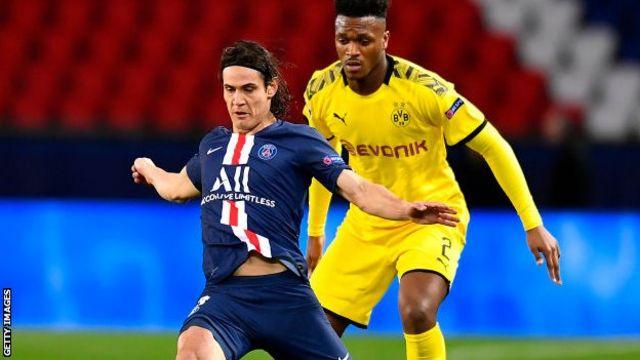 Man Utd sign ex-PSG striker Cavani on free transfer