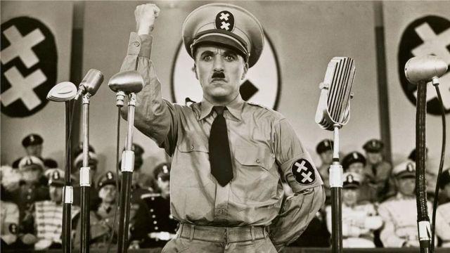 《大独裁者》:在希特勒气焰如日中天之時敢于斗胆嘲笑的电影(photo:BBC)