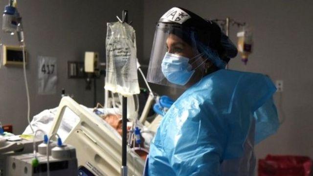 طبق پیشبینی موسسه سنجش و ارزیابی سلامت انتظار میرود تا اول ژوئن ( سه ماه دیگر) حداقل ۹۰ هزار آمریکایی دیگر در اثر ابتلای به کرونا جان خود را از دست بدهند