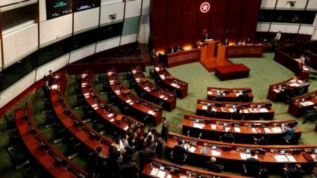 香港立法會。