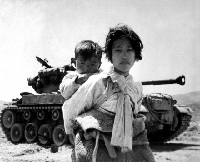 韩战1951
