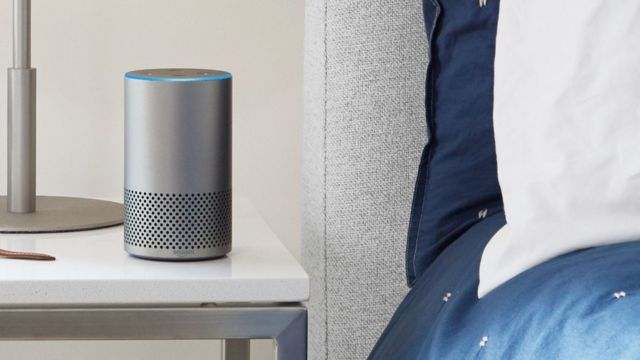 Amazon Alexa heard and sent private chat