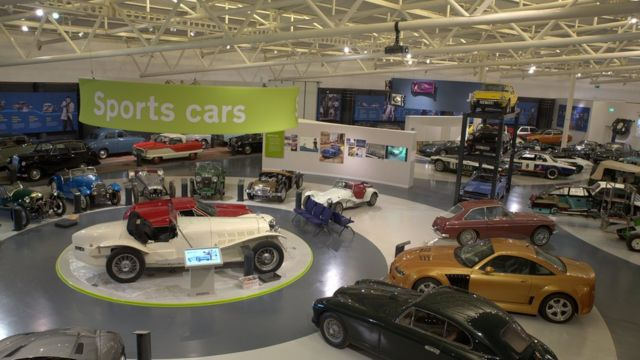 """British Motor Museum among """"best in world"""" after £5m revamp"""
