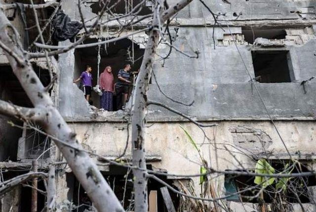 درگیری های غزه
