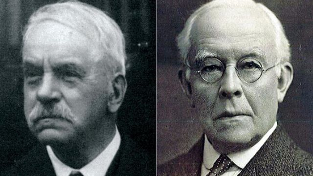 John Lister y Arthur Burrell