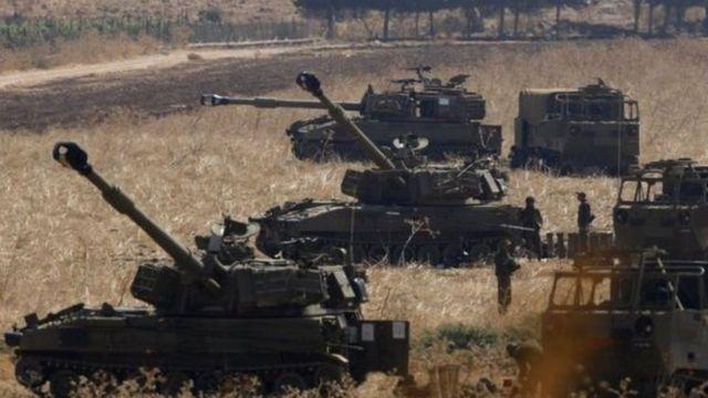 اسرائیل، حزب اللہ، لبنان