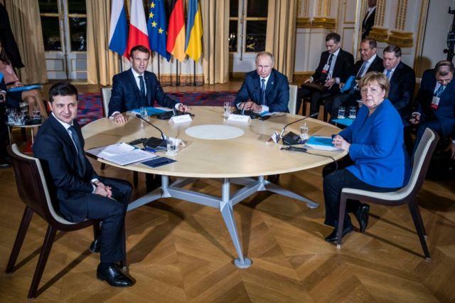 переговори в Парижі