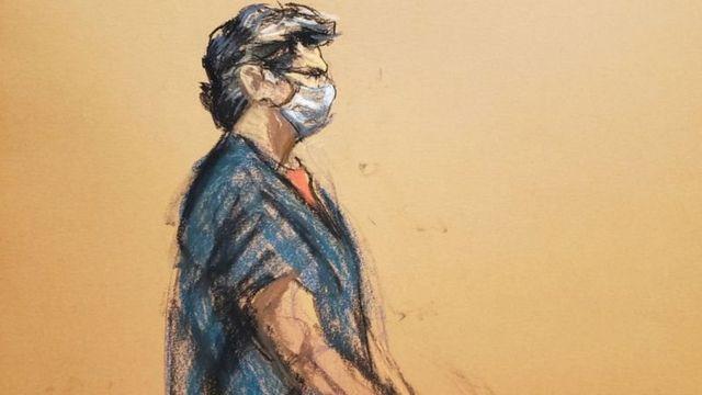 Кит Раньер на суде
