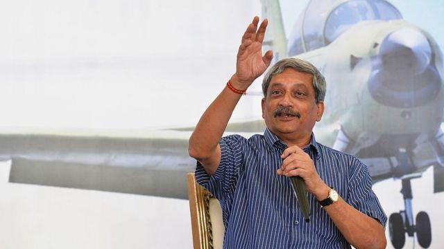 மனோகர் பரிக்கர்