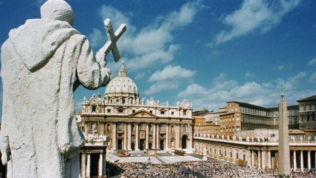Базиліка Св. Петра, Ватикан