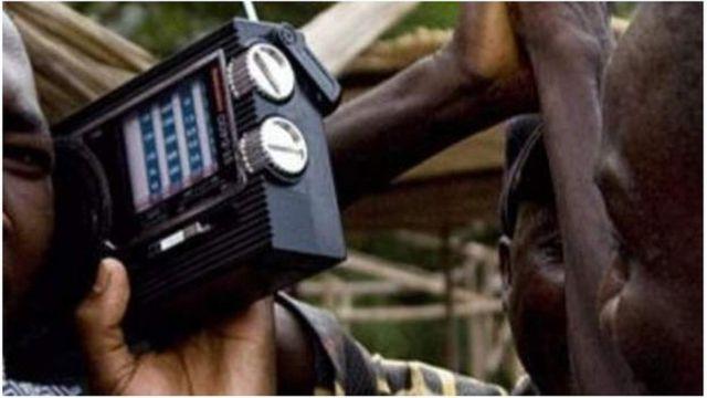 Radio, Tanzanie